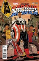 All-New Captain America #1 - Interscope Variant Cover